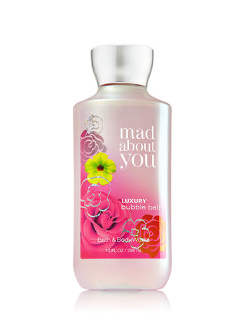 Signature Collection Mad About You Luxury Bubble Bath - Bath And Body Works