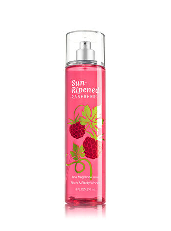 Signature Collection Sun-Ripened Raspberry Fine Fragrance Mist - Bath And Body Works