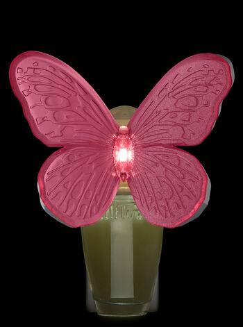 Shimmering Monarch Butterfly Nightlight Wallflowers Fragrance Plug