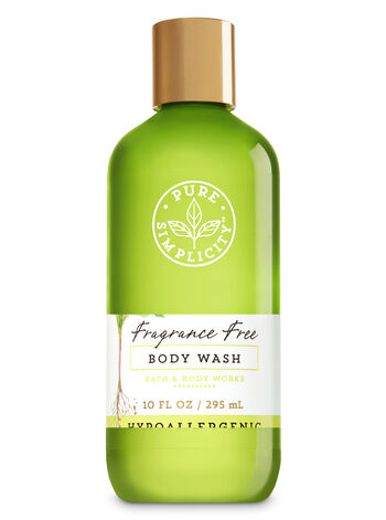 Rose Water Body Wash - Bath And Body Works