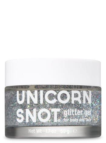 Silver Unicorn Snot Glitter Gel - Bath And Body Works