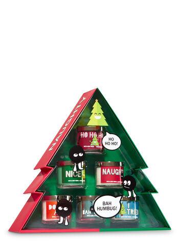 Naughty or Nice Gift Set
