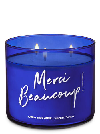 Capri Citron 3-Wick Candles - Bath And Body Works