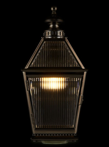 Large Carriage Lantern Nightlight Wallflowers Fragrance Plug