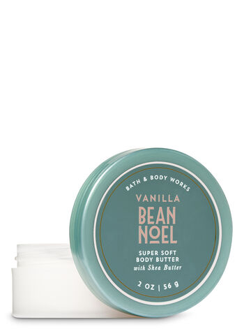 Signature Collection Vanilla Bean Noel Travel Size Body Butter - Bath And Body Works