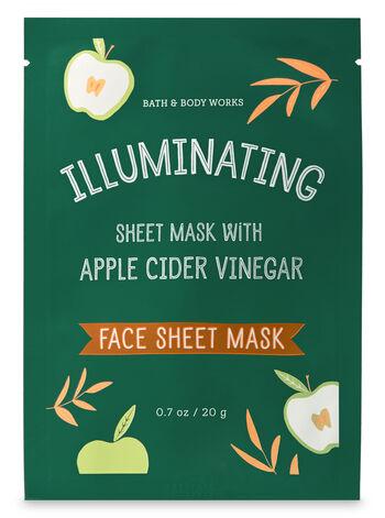 Illuminating with Apple Cider Vinegar Face Sheet Mask