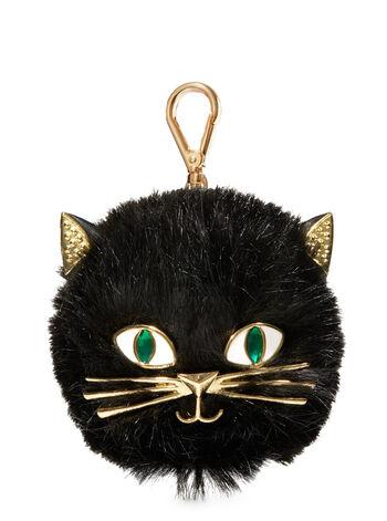 Furry Black Cat PocketBac Holder - Bath And Body Works
