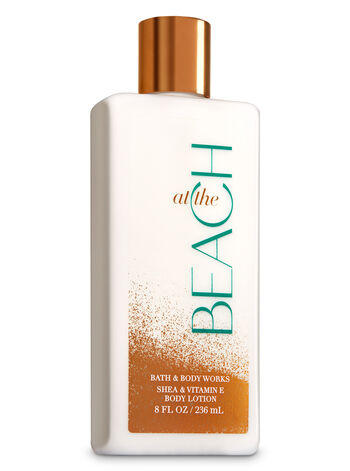 Signature Collection At The Beach Body Lotion - Bath And Body Works