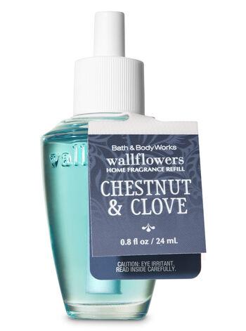 Chestnut & Clove Wallflowers Fragrance Refill - Bath And Body Works