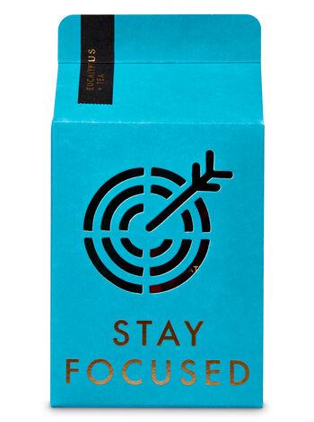 Focus - Eucalyptus & Tea Get Focused Travel Size Gift Set