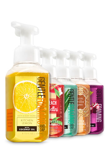 Core Favorites 5-Pack Gentle Foaming Soap - Bath And Body Works