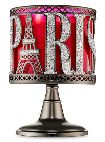 Paris Pedestal 3-Wick Candle Holder - Bath And Body Works