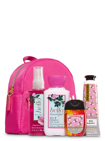 Bee-utiful! Super Star Backpack Gift Set