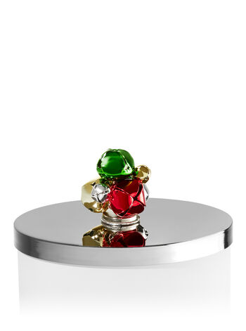 Jingle Bell 3-Wick Candle Magnet - Bath And Body Works