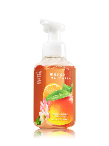 Mango Mandarin Gentle Foaming Hand Soap - Bath And Body Works