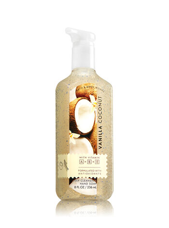 Vanilla Coconut Deep Cleansing Hand Soap - Bath And Body Works
