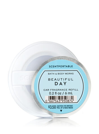 Beautiful Day Scentportable Fragrance Refill - Bath And Body Works