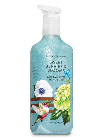 Sweet Berries & Blooms Creamy Luxe Hand Soap - Bath And Body Works