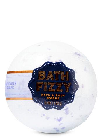 Lavender Sugar Bath Fizzy