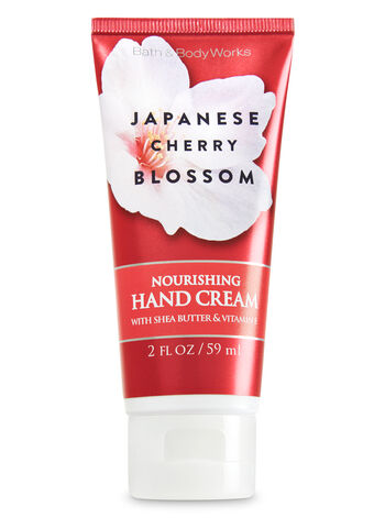 Japanese Cherry Blossom Nourishing Hand Cream - Bath And Body Works