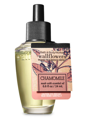 Chamomile Wallflowers Fragrance Refill - Bath And Body Works