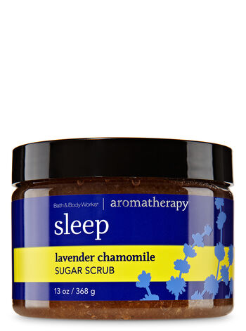 Aromatherapy Lavender Chamomile Sugar Scrub - Bath And Body Works