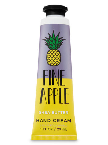 Signature Collection Pineapple Colada Hand Cream - Bath And Body Works