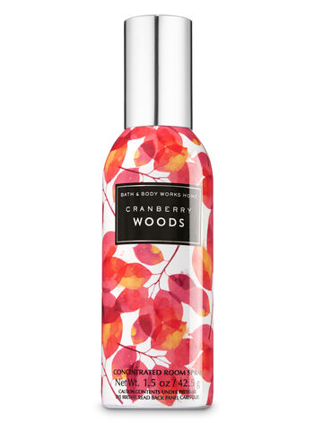 Cranberry Woods Concentrated Room Spray - Bath And Body Works