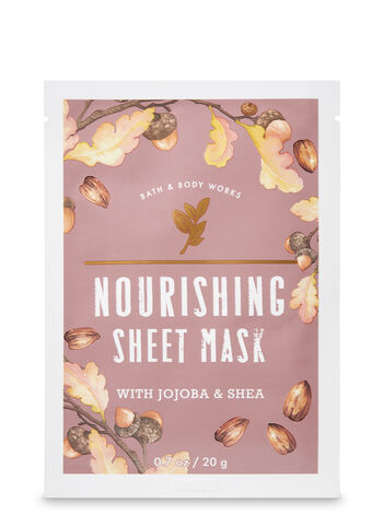 Nourishing with Jojoba & Shea Face Sheet Mask