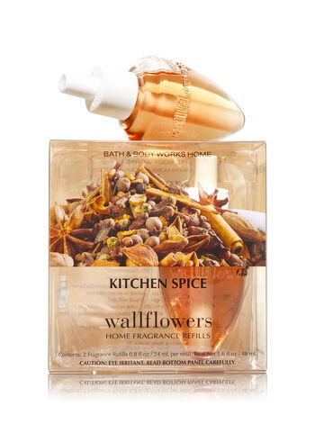 Kitchen Spice Wallflowers 2-Pack Refills - Bath And Body Works