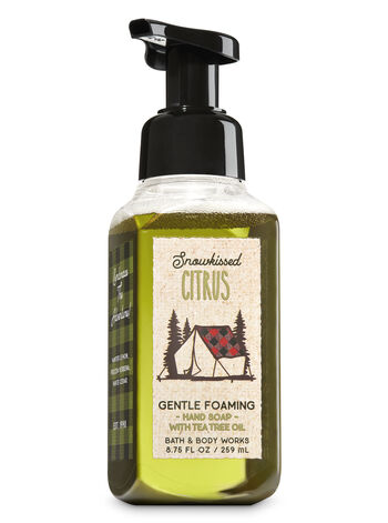 Snowkissed Citrus Gentle Foaming Hand Soap - Bath And Body Works