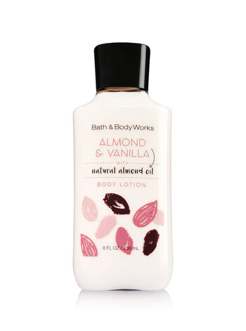 Signature Collection Almond & Vanilla Body Lotion - Bath And Body Works