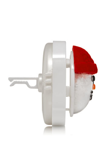 Snowman Vent Clip Scentportable Holder