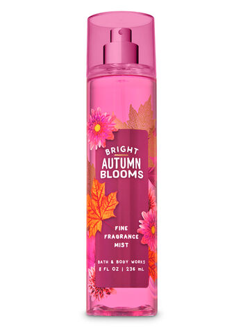 Bright Autumn Blooms Fine Fragrance Mist - Bath And Body Works