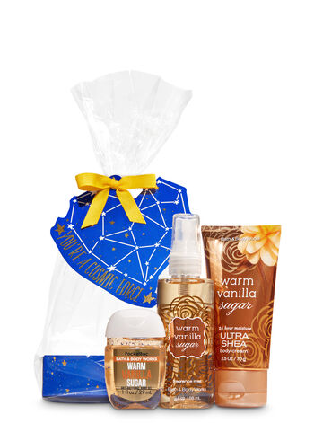 Warm Vanilla Sugar You're a Cosmic Force Mini Gift Set