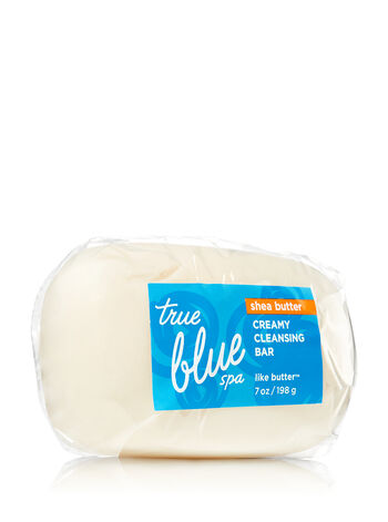 True Blue Spa Like Butter Creamy Cleansing Bar - Bath And Body Works