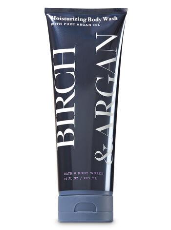 Birch & Argan Moisturizing Body Wash - Bath And Body Works