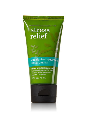 Aromatherapy Eucalyptus Spearmint Hand Cream - Bath And Body Works