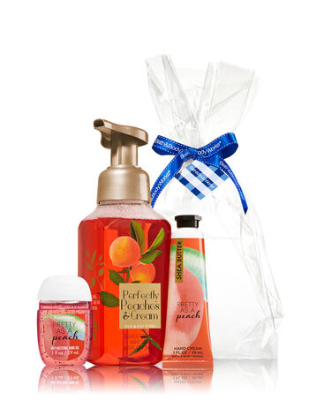 Pretty as a Peach Happy Hands Gift Kit - Bath And Body Works