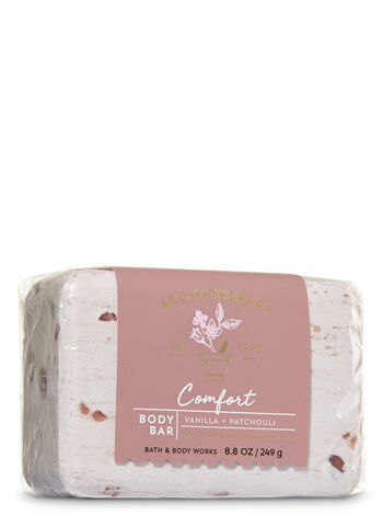 Comfort - Vanilla & Patchouli Body Bar