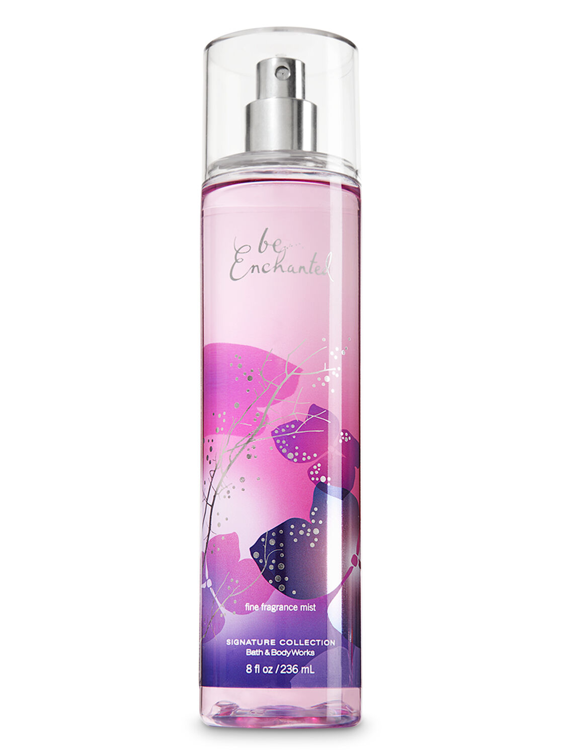 Be Enchanted Fine Fragrance Mist Signature Collection Bath Master Spray Cologne Black Musk Body Works