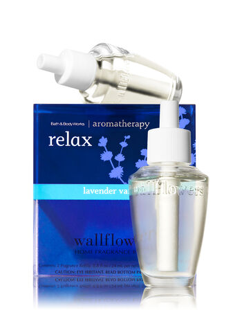 Lavender Vanilla Wallflowers 2-Pack Refills - Bath And Body Works