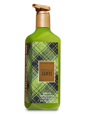 Jumping in Leaves Gentle Exfoliating Hand Soap - Bath And Body Works