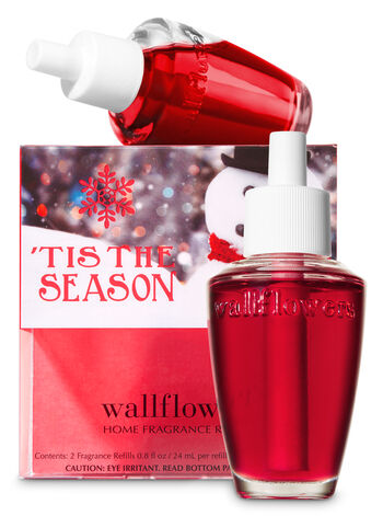 Tis the Season Wallflowers 2-Pack Refills - Bath And Body Works