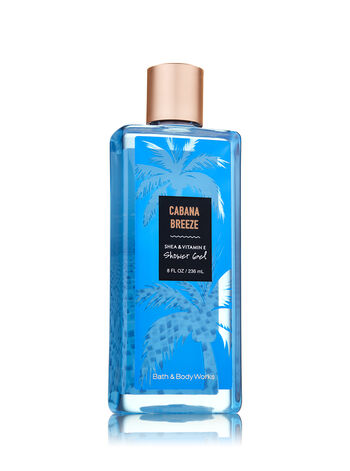 Signature Collection Cabana Breeze Shower Gel - Bath And Body Works