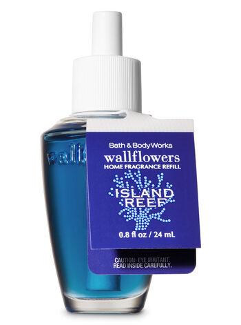 Island Reef Wallflowers Fragrance Refill - Bath And Body Works
