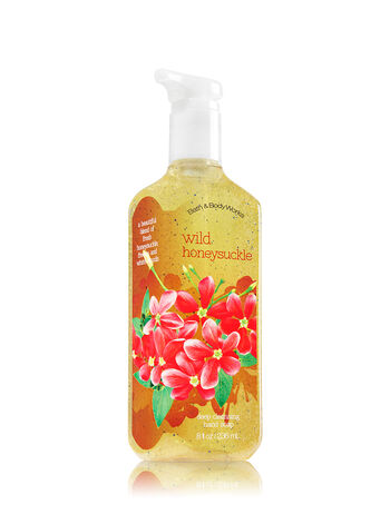 Wild Honeysuckle Deep Cleansing Hand Soap - Bath And Body Works