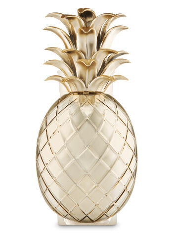 Golden Pineapple Nightlight Wallflowers Fragrance Plug