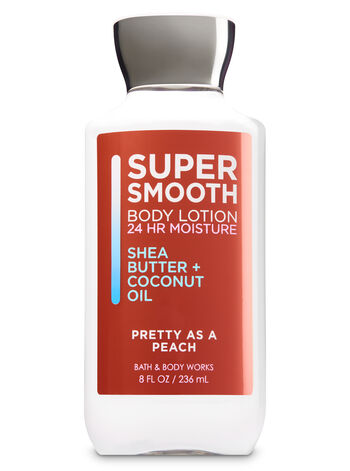 Pretty as a Peach Super Smooth Body Lotion - Bath And Body Works