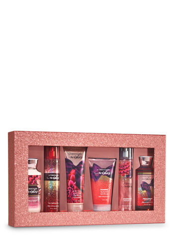 A Thousand Wishes Luxurious Box Gift Set - Bath And Body Works